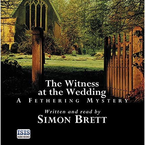 The Witness at the Wedding cover art