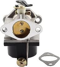 Hilom Carburetor Replaces Tecumseh 640065A 640065 Fits OHV110 OHV115 OHV120 OHV125 OHV130 OHV135 OV358EA 13.5HP 14HP 15HP Tractor MTD Yard Machine Engine Engine Stens 520-952 056-316
