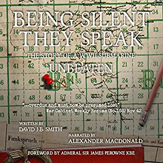 Being Silent They Speak cover art