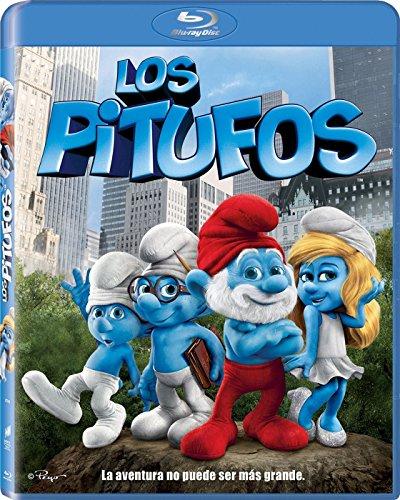 Los Pitufos (Blu-ray) [2011] (Import Movie) (European Format - Zone 2)