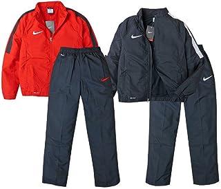e58afb075661c Nike Academy Sideline survêtement pour Enfant 651395–010 survêtement-Homme- Noir/Bleu