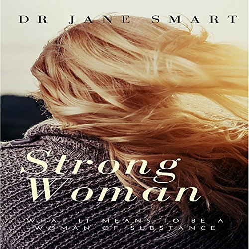 Strong Woman audiobook cover art