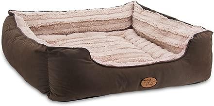 Best Pet Supplies - Breathable Linen Pet Bed for Summer