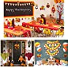 Thanksgiving Turkey Craft Kits, DIY Make A Turkey for Festive Fall Thanksgiving Party Game School Activities and Door Hanging Ornament Decoration Supplies for Kids and Adults, 3 Pack #5