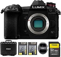 Panasonic Lumix Mirrorless Micro 4/3 Digital Camera (Body) & Accessory Kit