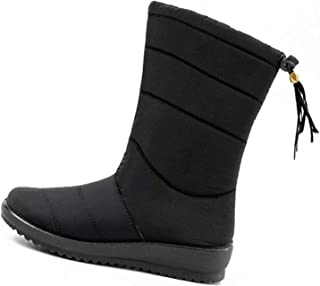 Women Boots Winter Women Ankle Boots Waterproof Warm Women Snow Boots Shoes,Warm Insulation Cold Weather Winter Boots, Wom...