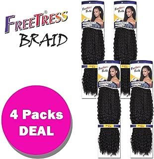 Freetress Synthetic Crochet Hair - BRAZILIAN BRAID 20