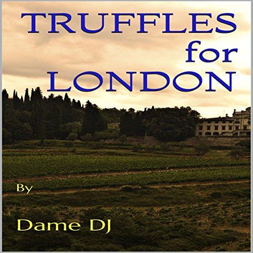 Truffles for London cover art