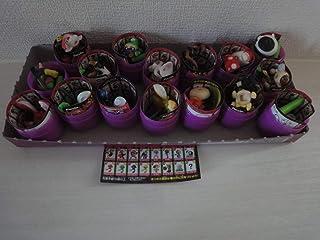 チョコエッグ スプラトゥーン2 全16種類セット フルコンプ シークレット付き