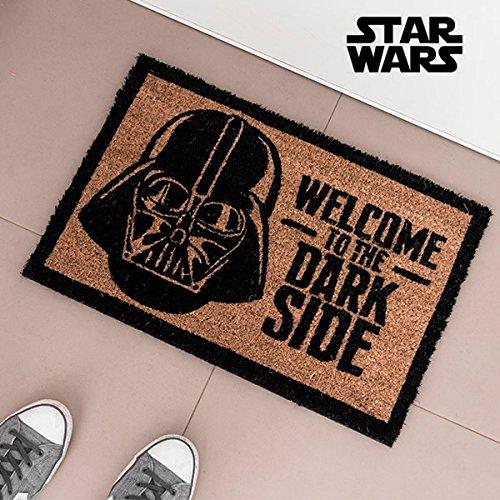 Star Wars Felpudo Welcome to The Dark Side