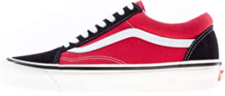 scarpe vans ragazzo rosse