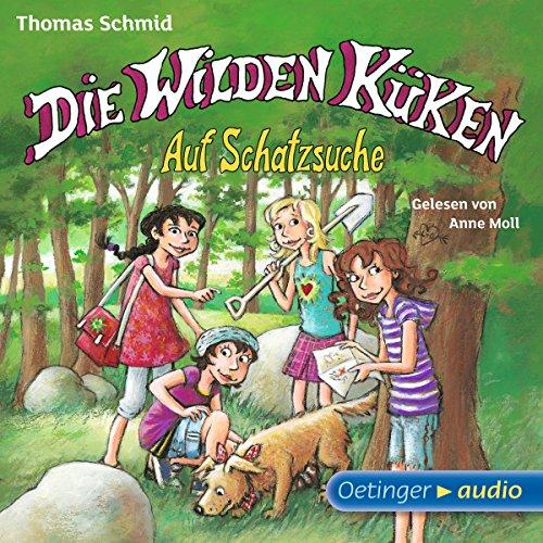 Auf Schatzsuche cover art