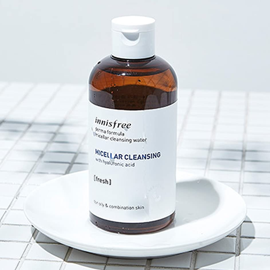 区別するマダム文芸イニスフリーダーマフォーミュラミセルクレンジングウォーター250ml Innisfree Derma Formula Micellar Cleansing Water 250ml [海外直送品][並行輸入品] (#2. Fresh)