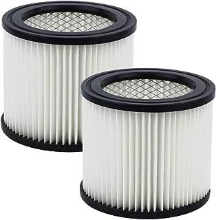 2 Pack Felji Shop-Vac 90398 Small Cartridge Filter Type AA Wet Dry 903-98 903-99