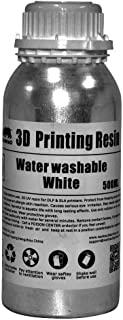 WANHAO - Resina para impresora LED de baja potencia de tipo LCD como la SLASH PLUS, Wanhao Duplicator 7, PHOTON ANYCUBIC