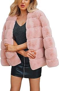 Amazon.es: abrigo pelo