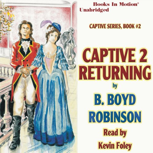 Captive 2: Returning cover art