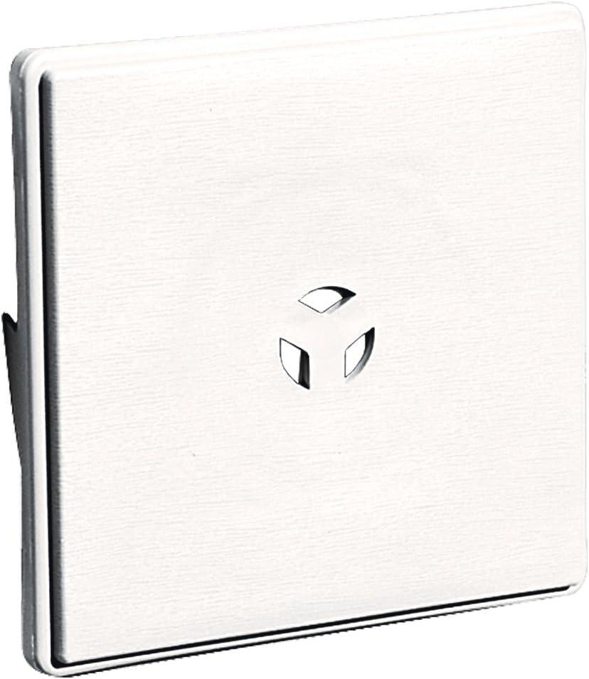 Builders Edge 130110008117 Surface Block, Bright White