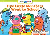 Five Little Monsters Went to School (Learn to Read)