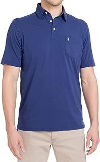 Johnnie O Harvey Polo Shirt - Laguna Blue