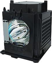SpArc Platinum for Mitsubishi WD-52631 TV Lamp with Enclosure (Original Philips Bulb Inside)