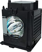 Original Philips Rear Projection Replacement Lamp/Bulb/Housing for Mitsubishi 915P049010 or 915P049A10.