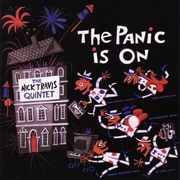 The Panic Is On (feat. Al Cohn & Teddy Kotick)