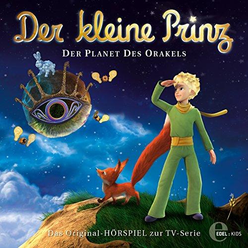Der Planet des Orakels (Der kleine Prinz 25) Titelbild