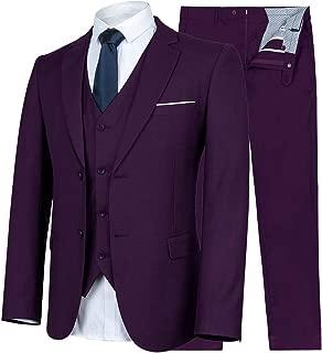 Amazon.es: Morado - Trajes y blazers / Hombre: Ropa