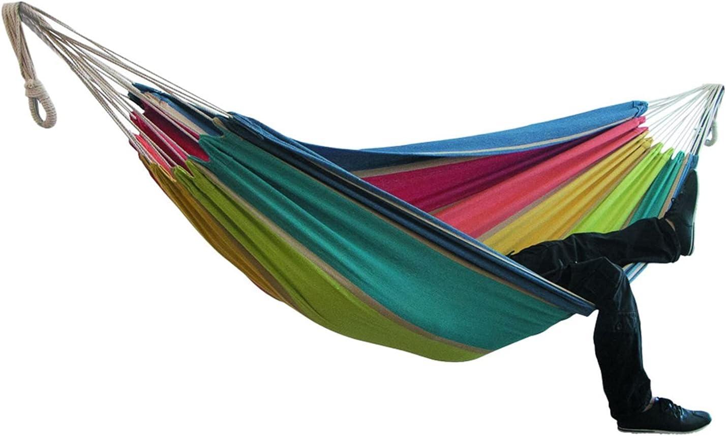 LSXLSD 200150cm Hamock Popular popular Two-Person Swingi Hammock Camping Thicken Sale