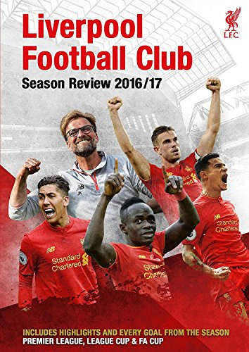 Liverpool Football Club End of Season Review 2016/17 [DVD] [UK Import]