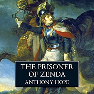 The Prisoner of Zenda cover art