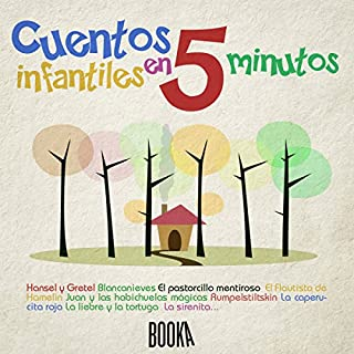 Cuentos Infantiles en 5 minutos [Classic Stories for Children in 5 Minutes] cover art