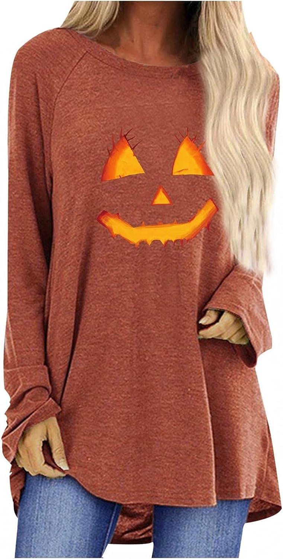 Sweatshirt SALENEW very popular! Gifts for Women Halloween Costume Witch Pri Pumpkin grimace
