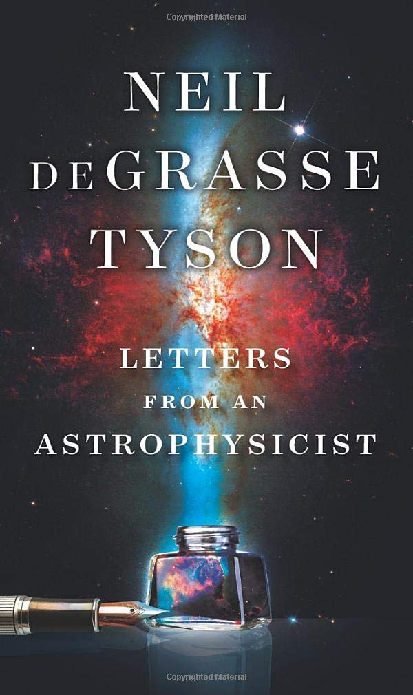 Image OfLetters From An Astrophysicist