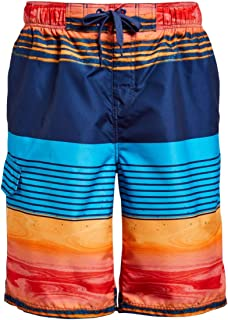 سروال سباحة رجالي من Kanu Surf (مقاسات عادية وممتدة)