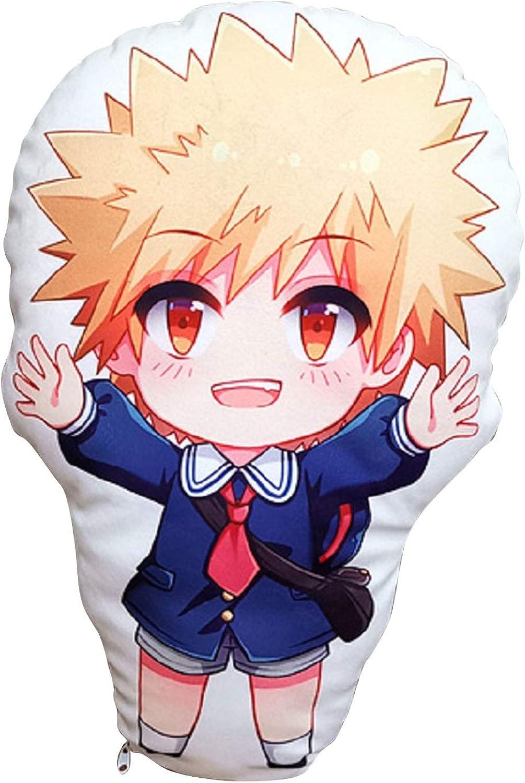 Adonis Pigou Anime Boku No Hero My Hero Academia Plush Doll Toy Pillow Cushion 15.7