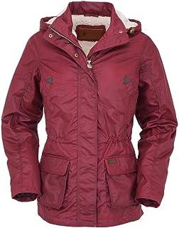 Co Women's Co. Bronze Adelaide Oilskin Jacket - 2185