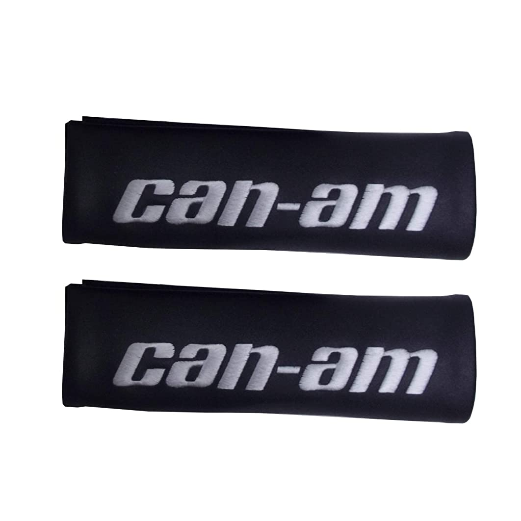 Can-Am New OEM Seat Belt Shoulder Pads, 715002894 bfffr600482