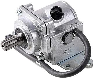 atv rear axle with reverse