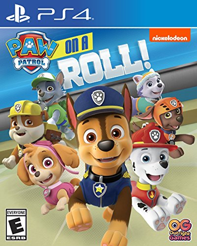 Paw Patrol On A Roll - PlayStation 4