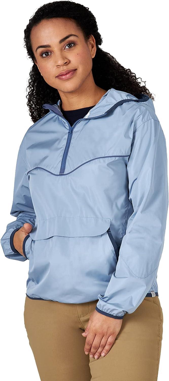 ATG by Wrangler Women's Anorak Pullover at  Women's Coats Shop
