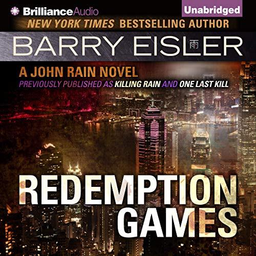 Redemption Games: John Rain, Book 4