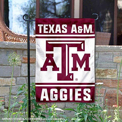 College Flags & Banners Co. Texas A&M Aggies Garden Flag