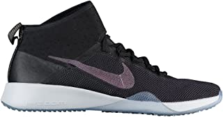 newest collection 5da9e 5e982 NIKE Women s Air Zoom Strong 2 Metallic Training Shoes (Black, 6.0 B(M