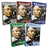 Taggart: The Original Series 5 Pack (Cold Blood / Root of Evil / Hellfire / Killer / Death Call)
