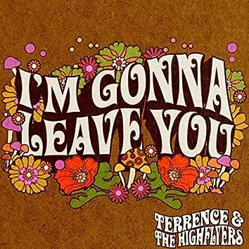 I'm Gonna Leave You