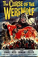 The Curse of the Werewolf POSTER Movie (27 x 40 Inches - 69cm x 102cm) (1961)