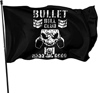 Grace-Ra American Fly Breeze 3x5 Foot Flag - Bullet Bill Club