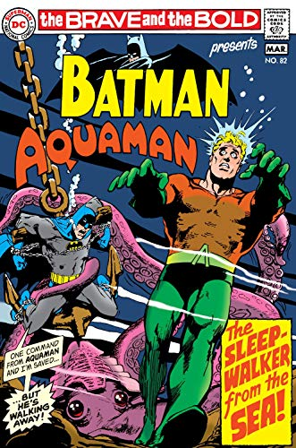 The Brave and the Bold (1955-1983) #82 (English Edition)